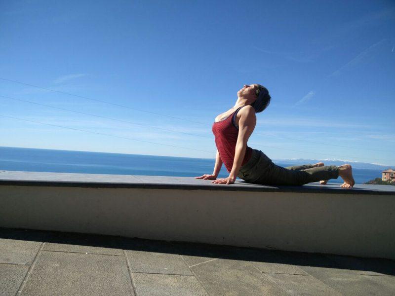 Master Class Vinyasa Yoga @Chiavari