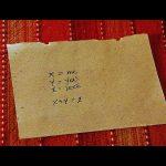 Il teorema della forza e lo stallo della maturità