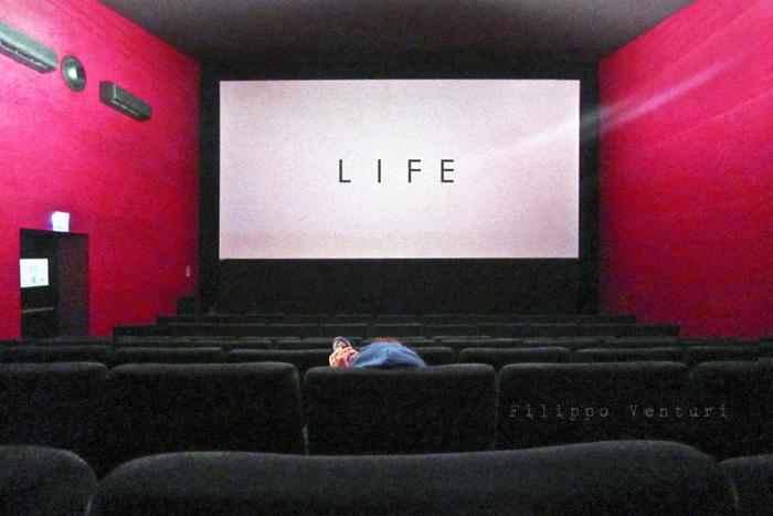 Che cinema la nostra vita! (ovvero come funzionano le proiezioni)