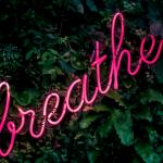 Prendersi il tempo di respirare