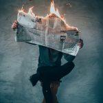La fatica delle notizie di attualità