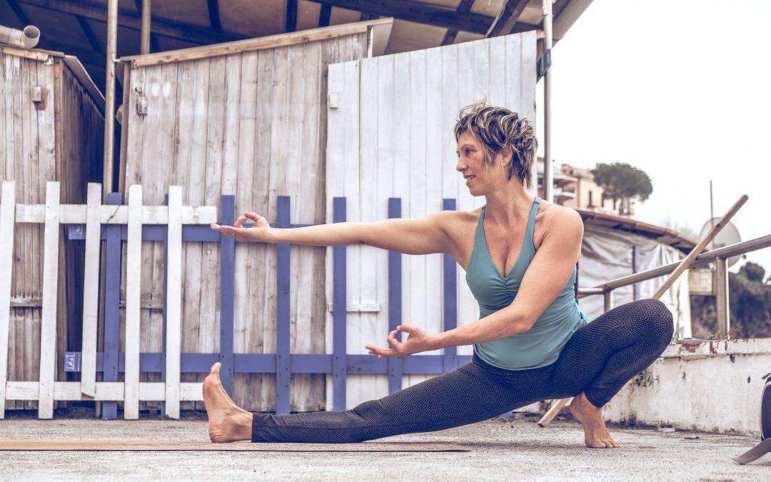 Yin Yoga e handpan con Fabrizio Ofria e Yogaseeds