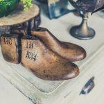 Una vita raccontata dalle scarpe
