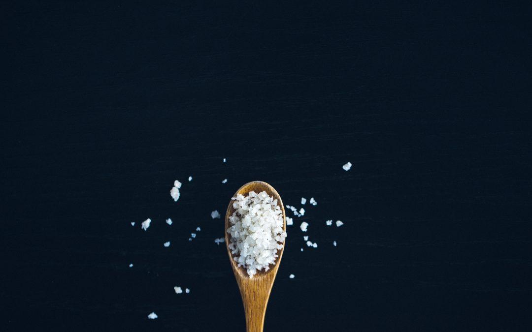 Il sale è l'ingrediente segreto