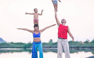 Appunti di viaggio: di yoga, gratitudine, genitorialità e relazione