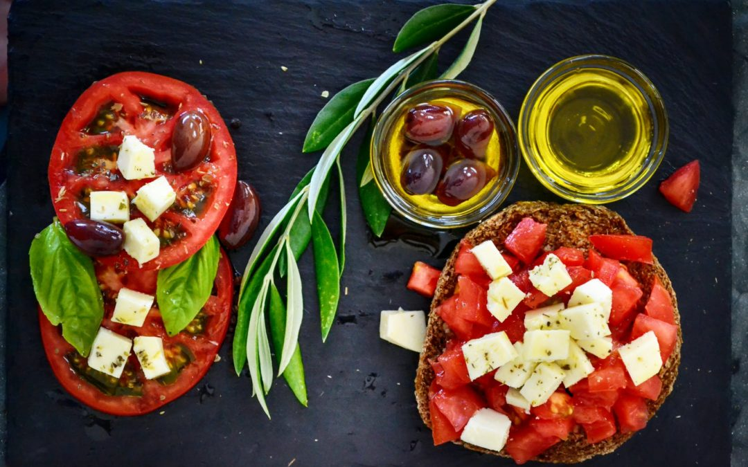 Mindful Eating e Dieta Mediterranea