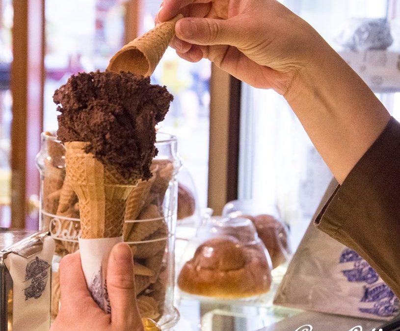 Il gelato mestruale