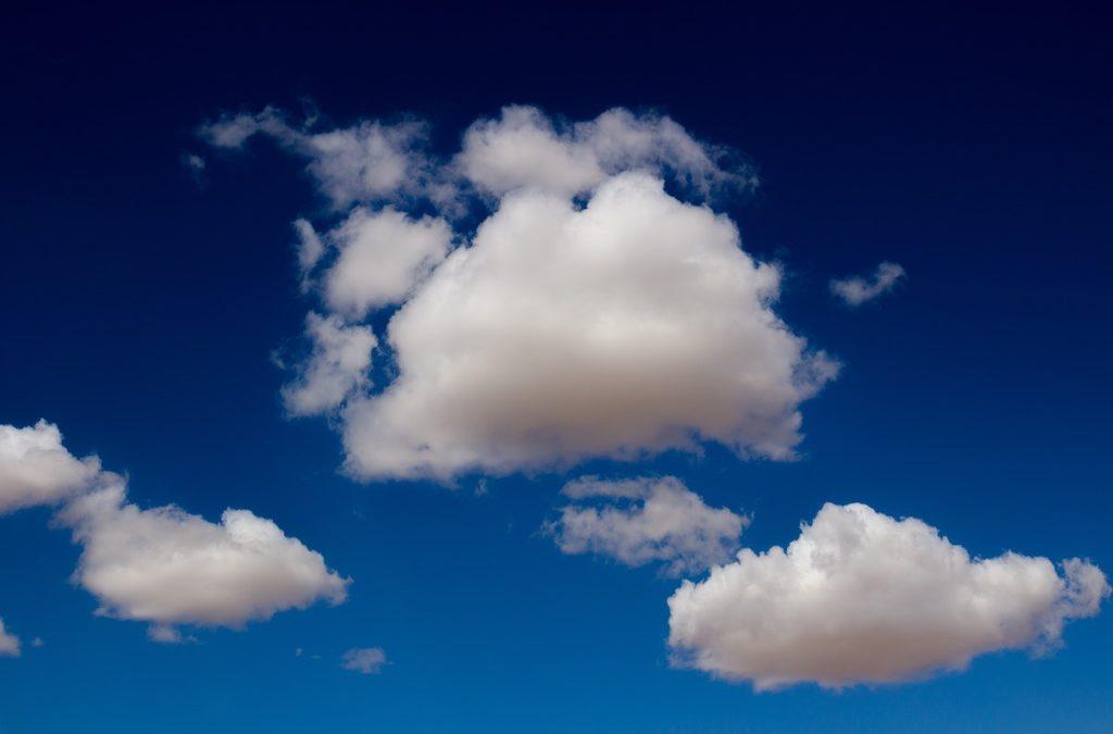L'io è solo una nuvola del cielo