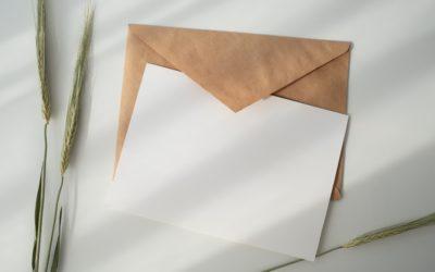 Una lettera sulla pratica