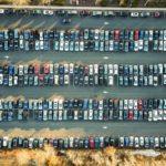 La mascherina e il parcheggio