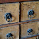 La storia dei cassetti e lo Sciacuddhi