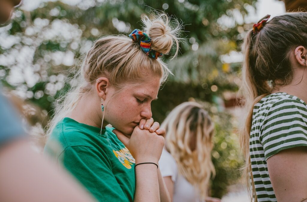 L'adolescente che aspetta di debuttare